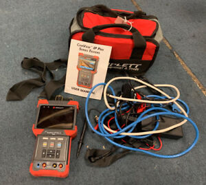 Triplett Camview Ip Pro d 8073 Ip And Analog Security Camera Tester