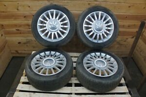 Set Of 4 17x7 5 Et60 5x108 Wheel Rim 4w6z1007ba Ford Thunderbird 2004 05 rash