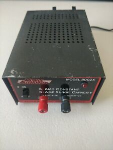 Mobile Authority Model 800zx 13 8 V Dc Regulated Power Supply