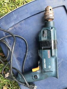 Bosch 1199vsr Hammer Drill Pre owned Works Great