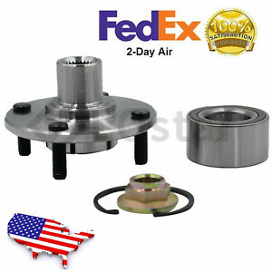 For 2000 2011 Ford Focus 2 0 2 3l Front Left Or Right Wheel Hub Bearing Assembly