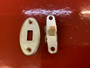 1930 S 1940 S Dome Light Switch And Plate Ford Chevy Buick Dodge Olds Gm