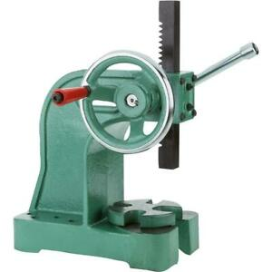 Grizzly T26413 1 Ton Arbor Press