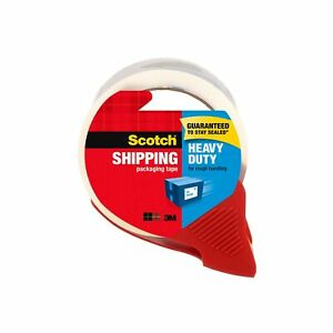 Scotch Heavy Duty Packing Tape With Dispenser 1 Roll Tape In Dispensers