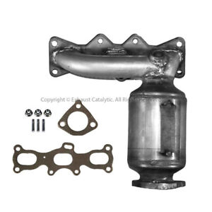 1995 2002 Mazda Millenia 2 3l Radiator Side Catalytic Converter With Gaskets