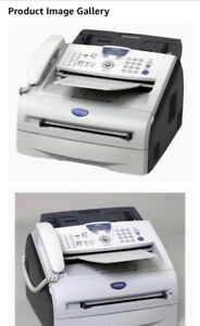 Brother Intellifax 2820 Fax Copier All in one Laser Printer Tested Guaranteed