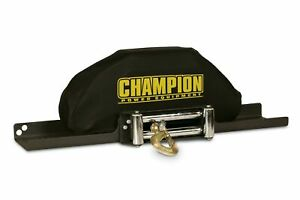 Champion Power Equipment Weather Resistant Neoprene Storage Cover For Winches