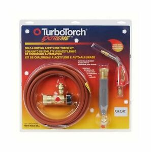 Turbotorch Victor 0386 0832pl 5adlx Mc Torch Kit Swirl For Mc Tank Air Acetylene