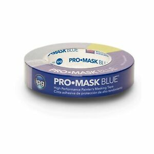 Ipg Pmd24 Promask Blue 14 day Painter s Tape 0 94 X 60 Yd single Roll