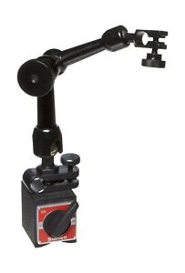 Starrett 660 Base Indicator Holder With Triple jointed Arm