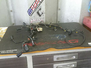 1986 1993 Mustang Fuel Injection Harness 5 0 302 V8 Oem Nice Condition