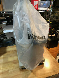 Nikon Diaphot Inverted Fluorescence Phase Contrast Microscope W 4 Objectives