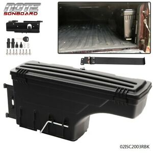 For Toyota Tundra Passenger 2007 2020 Right Side Truck Bed Storage Box Toolbox