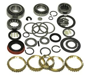 Borg Warner T5 Non World Class 5 Speed Bearing Kit With Synchro Rings Bk107ws