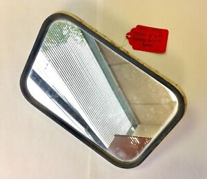 Vintage Mirror Head 6 X 9 For 1940 1972 Chevy Gmc Truck