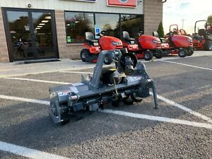 New Titan Implement Ul 48 48 3 Point Tiller Attachment Fits Compact Tractor