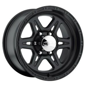 New Set Of 4 Raceline Wheels Renegade 16x10 8x165 1 25 Black