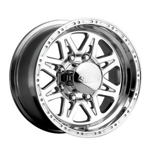 New Set Of 4 Raceline Wheels Renegade 16x10 8x170 25 Polished