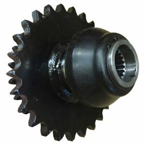 Ah203076 Feeder House Drive Sprocket Fits John Deere 9560sts 9570sts 9660