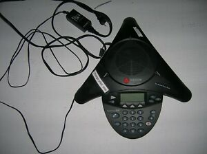 Polycom Soundstation 2w Wireless Conference Phone 2201 67880 022 S1