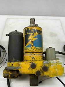 Myers Snow Plow Pump Model E47 Tested