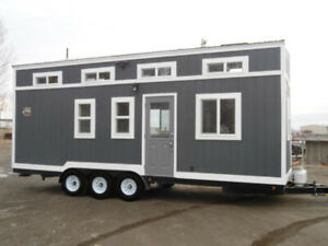 Brand New 32 Ft Big Tiny House On Wheels Shell Thow Complete Home Shell 8 5 Wide