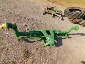 John Deere 30 Series Tractor Wide Front W Hubs Tag 1043