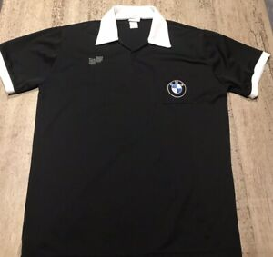 Vintage Bmw 1980s Single Stitch Polo Shirt