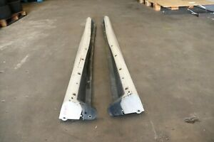 Jdm 2002 2006 Mitsubishi Lancer Evolution 7 8 Oem Side Skirts Ct9a Pair