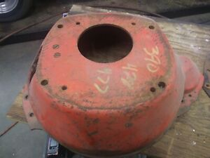 Ford Fe Scatter Shield Used