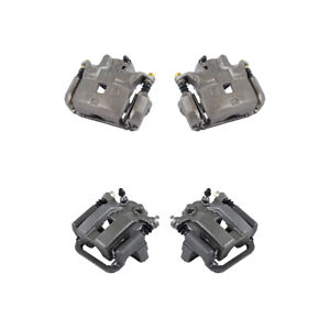 For 2002 2005 Infiniti G35 Nissan 350z Front And Rear Oe Brake Calipers Set