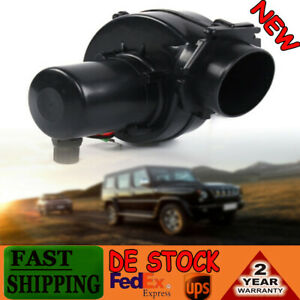 Black 3 Electric Turbocharger Supercharger Cold Air Intake Generator De Stock