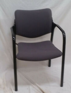 Herman Miller aside Stacking Conference Chairs Ab10ub Gray