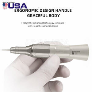 Nsk Style Dental Slow Low Speed Straight Nose Cone Handpiece
