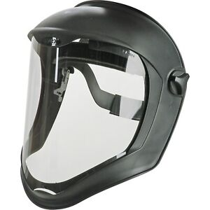 Honeywell Uvex S8500 Bionic Face Shield With Suspension clear Uncoated Visor new