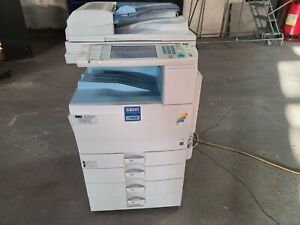 Ricoh Mpc2551 Savin C1925 Color Copier Scan Print