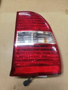 Kia Sportage 2008 Right Rear Tail Lights Jut5080