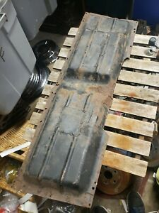 Original 32 Ford Roadster Coupe Touring Floor Under Seat Pan 1932