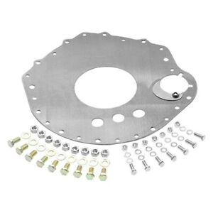 For Chevy Camaro 1984 1992 Lakewood Safety Bellhousing Block Plate