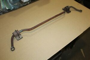 1953 1962 Corvette Front Stabilizer Sway Bar With Bushings Clamps
