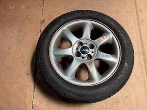 2008 Mini Cooper S R56 1 6l 7 Spoke Wheel Rim Tire Factory 195 55 R16 Oem