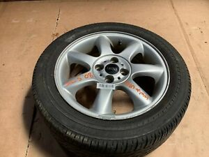 2008 Mini Cooper S R56 1 6l 7 Spoke Wheel Rim Tire Continental 195 55 R16 Oem