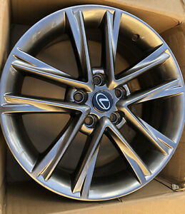 17 Gunmetal Fsport Lfa Style Rims Wheels Lexus Is250 Is300 Is350 F Sport 1 Rim