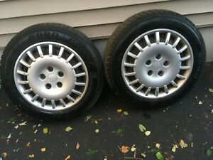 4 Gislaved Frost Ii Mud Snow Tires