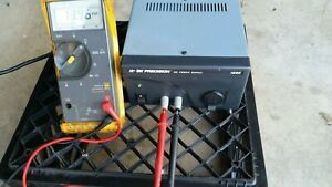 Bk Precision Model 1680 Dc Power Supply With Socket 13 8v 4a