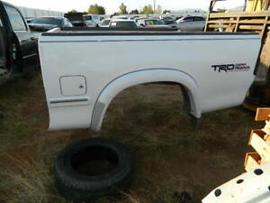 2000 2001 2002 2003 2004 2005 2006 Toyota Tundra Acc Cab Truck Bed White