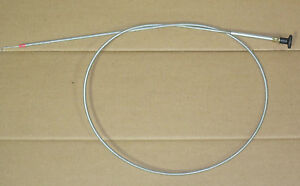 Choke Cable 55 For Ih International 404 424 444 606 Farmall 504