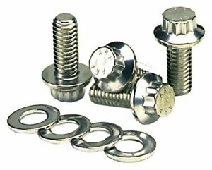 Arp 437 3002 Stainless Steel Rear End Cover Bolts Chevy 12 Bolt W Steel Cover