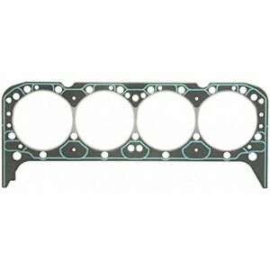 1 Fel Pro 1003 Small Block Chevy Sbc Performance Head Gasket 327 350 383