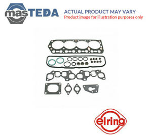 Engine Top Gasket Set Elring 169740 I For Toyota Faw Corolla 1 8 1 8l 93kw
